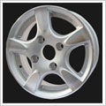 alloy wheel hub