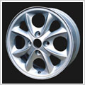 "13"" Alloy Wheel"